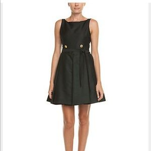 Elizabeth McKay Black Party Dress 8